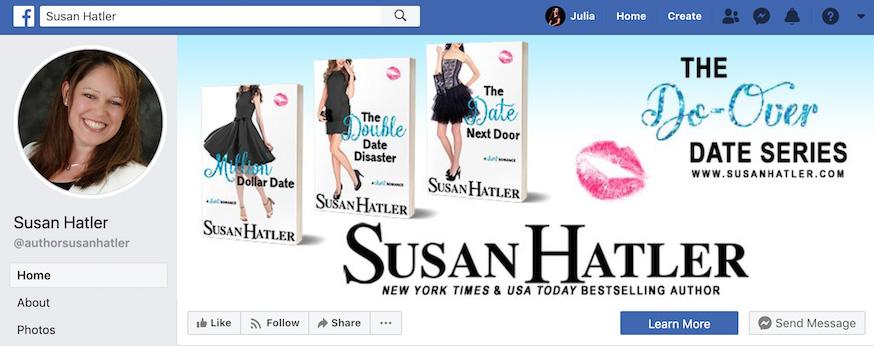Susan Hatler Facebook Page