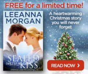 BookBub Ads Design Inspiration Sealed with a Kiss