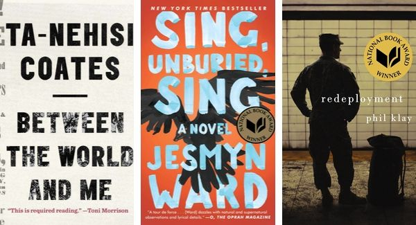 National Book Award previous winners