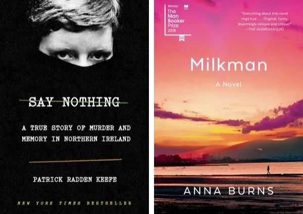 The Orwell Prize for Literature past winners