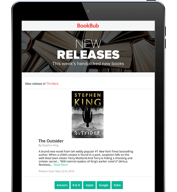 BookBub Featured New Release - Stephen King