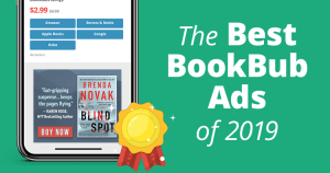The Best BookBub Ads of 2019