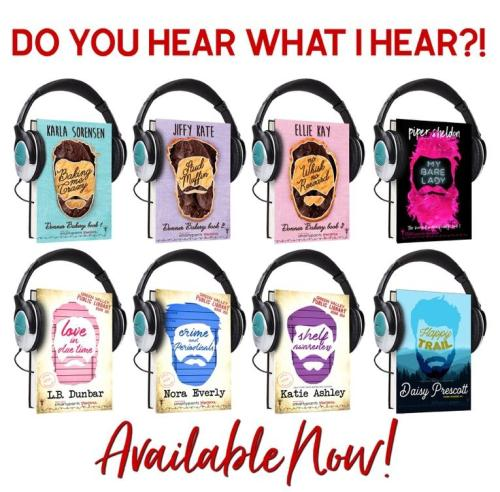 Audiobook series promotion penny reid