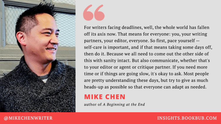 Mike Chen Quote