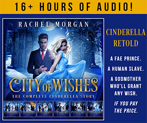 City of Wishes Audiobook Ad