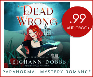 Dead Wrong Audiobook Ad