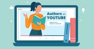 Authors on YouTube with Writing & Publishing Tips