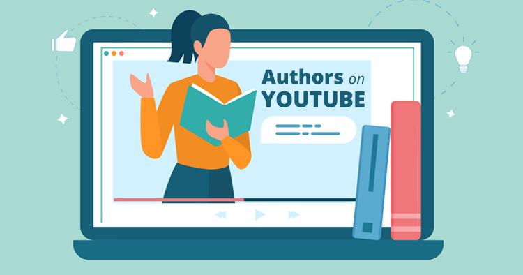 Authors on YouTube with Writing & Publishing Tips