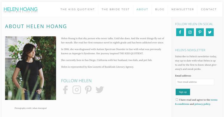 Helen Hoang Headshot