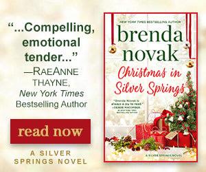 Holiday Bookbub Ad 1