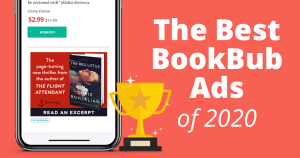 Best Bookbub Ads 2020 Featured Image