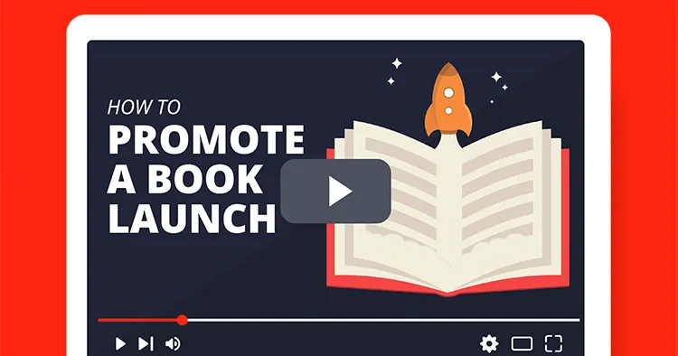 How to Promote a Book Launch