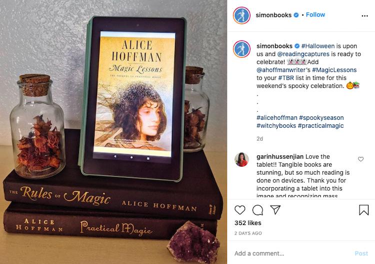 Hardcover Book Stack Instagram
