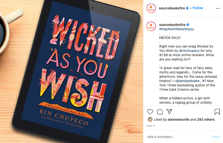 Prominent Ebook Bookstagram 2