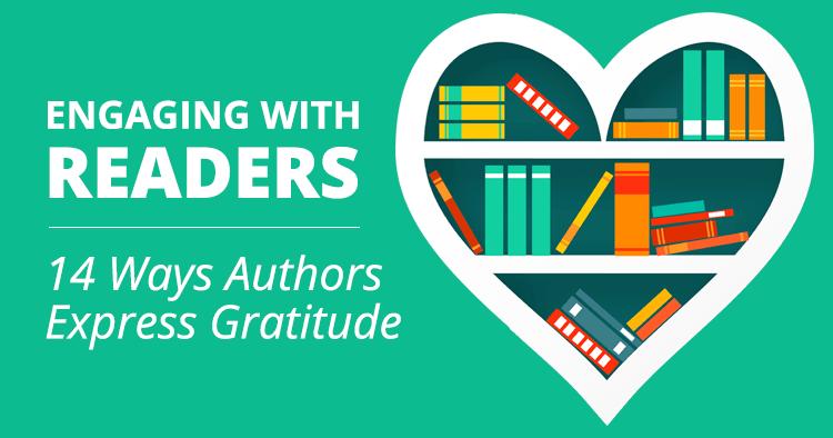 14 Ways Authors Express Gratitude