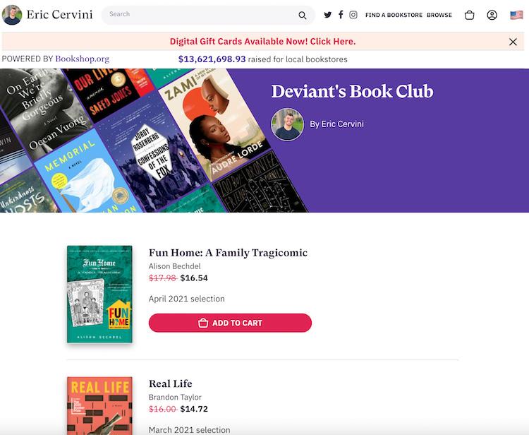 Host Book Clubs 3