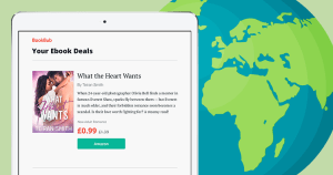 How I Promoted My International BookBub Featured Deal