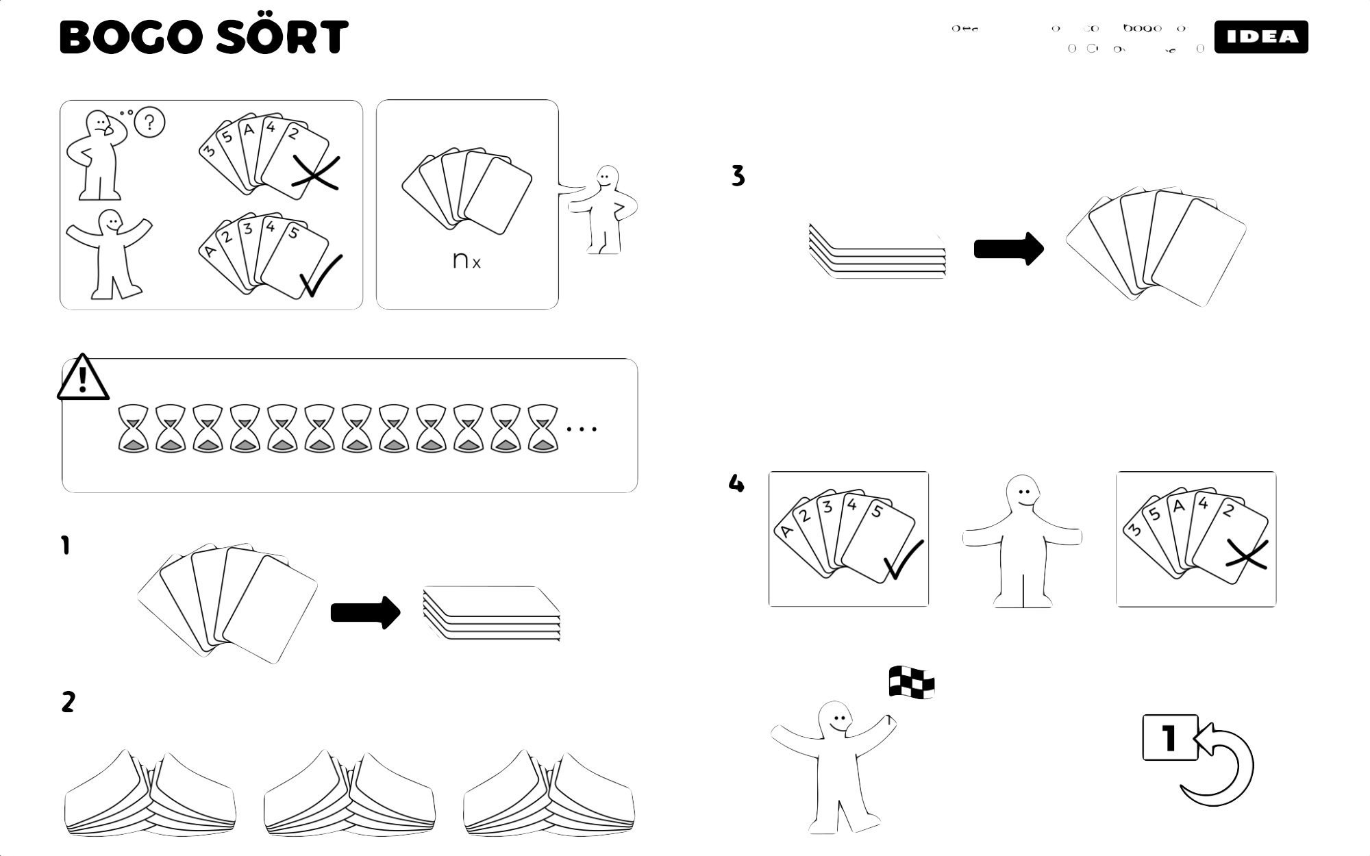 Idea Blends IKEA And Algorithms To Teach You Something