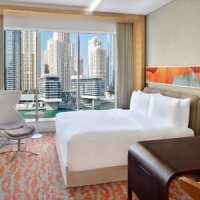 Crowne Plaza Dubai Marina - King Room