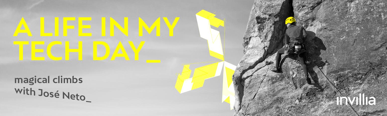 Um dia na minha vida conectada, por José Neto, Desenvolvedor Python na Invillia