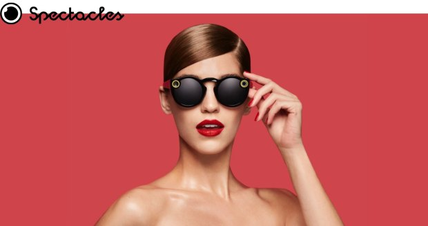 spectacles ad