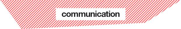 SECCION COMMUNICATION