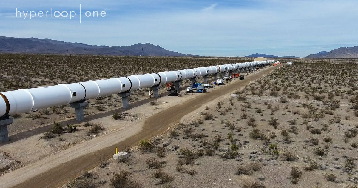 HyperLoop 2 Elon Musk Forward Thinking