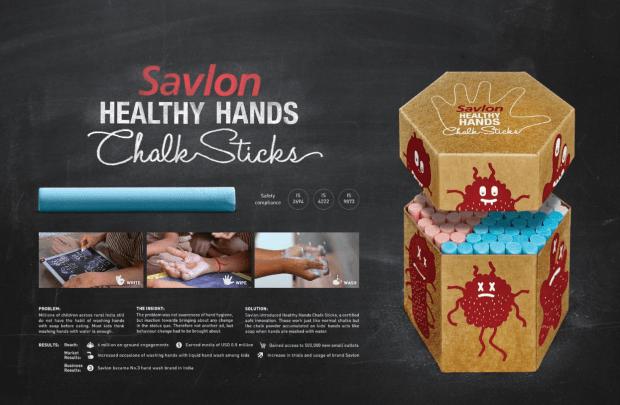 Savlon Healthy Hands Chalk Sticks Grand Prix