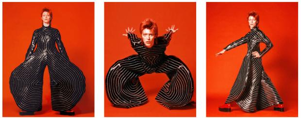NY Times Tecnología Augmented Reality David Bowie