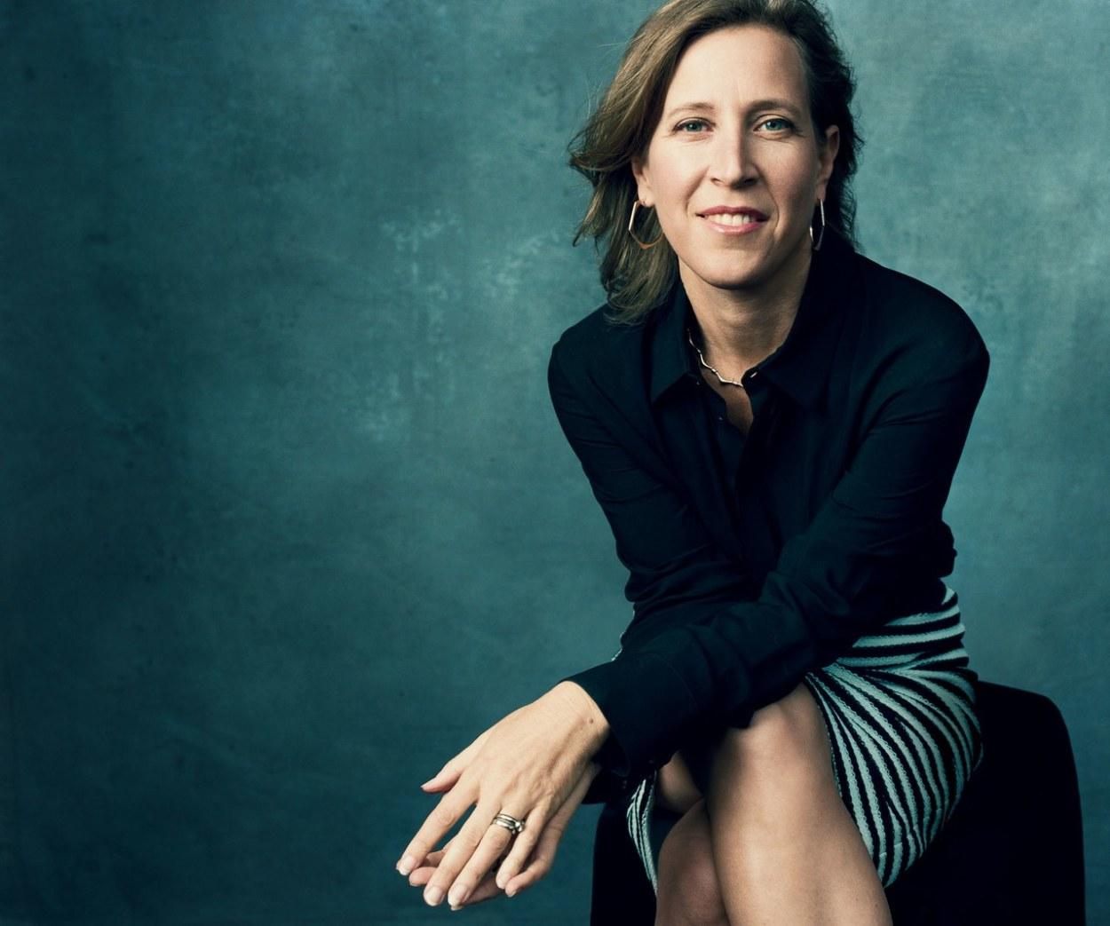 Susan Wojcicki imagen Scott Hartley