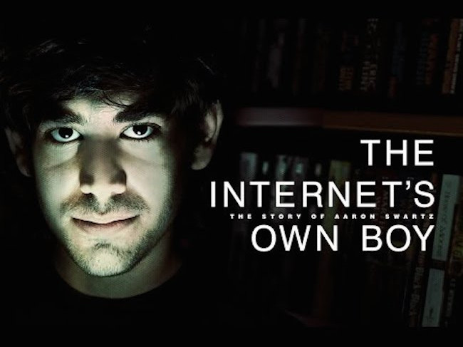 The Internet's Own Boy: Film Screening Reflections