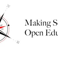 What Open Education Means to Me: Day 1 #makingsense18