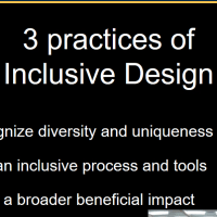 Reflecting on Inclusive Practice at Cambrian: Building on What Happened with Jess Mitchell