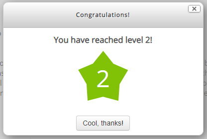 The Level-Up Moodle Plugin