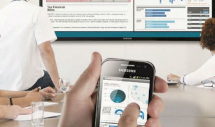 Mobile security is driving a demand for Android phones in the enterprise.