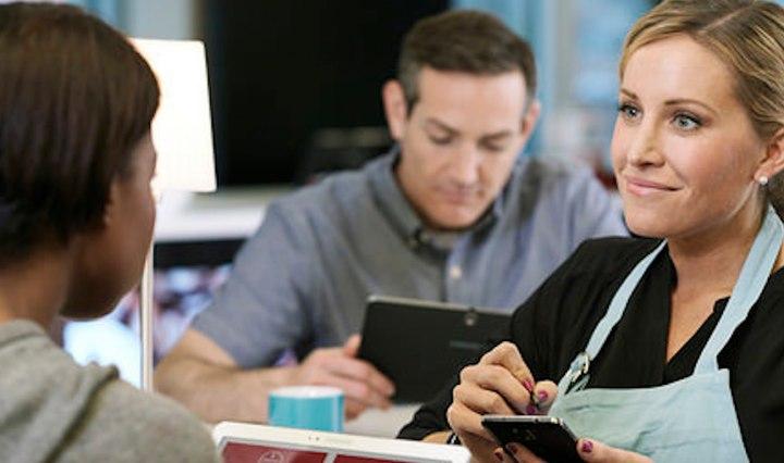Tablets in restuarants can improve processes and impress guests.