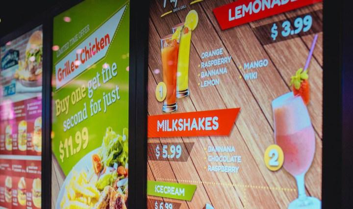 Digital signage screens offer businesses myriad benefits.