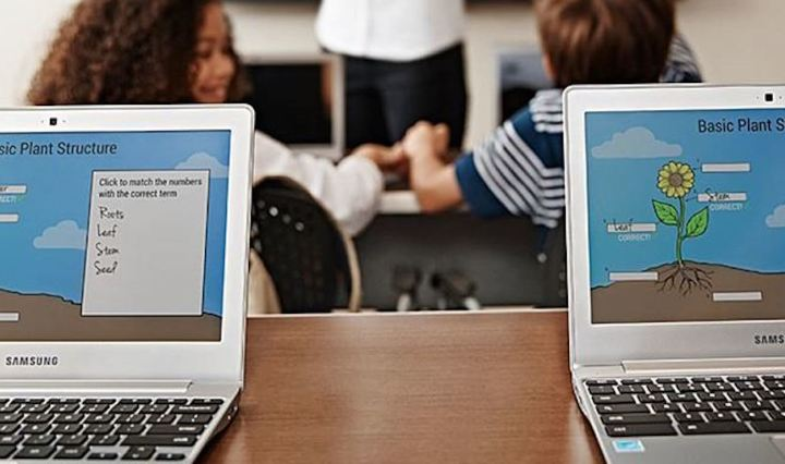 Teachers and students are stuggling to embrace the 1:1 learning environment.