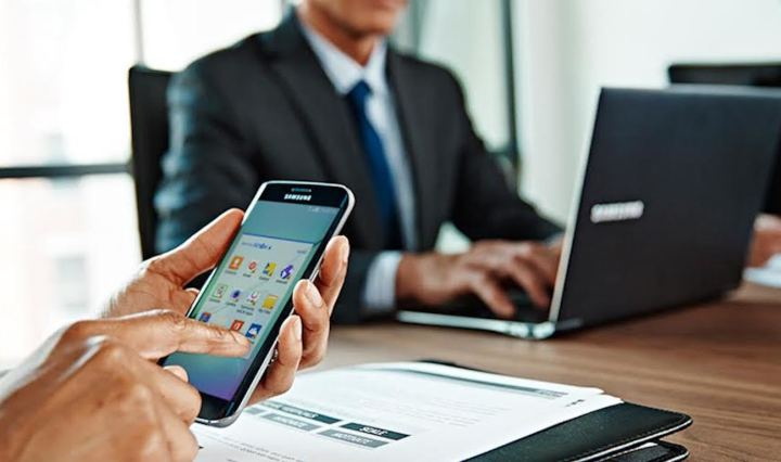 Mobile Security in the Workplace