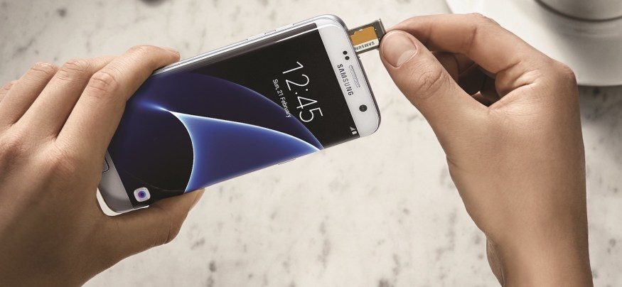 The new Samsung Galaxy S7 offers expandable memory, allowing mobile workers to better accommodate the growing need for enterprise mobile storage.