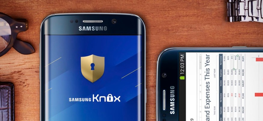 "Samsung KNOX Receives the Most ""Strong"" Ratings of Any Platform in Gartner Mobile Security"