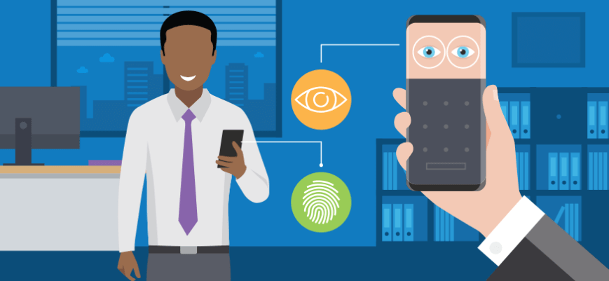 Thumbnail for: Leveraging Biometric Authentication to Improve Mobile Security