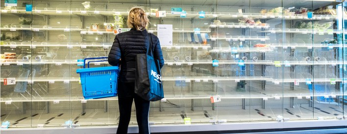 Why a Pandemic Leads to Panic Buying | Yale Insights