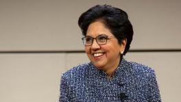 Departing PepsiCo CEO Indra Nooyi Did It Her Way | Yale Insights