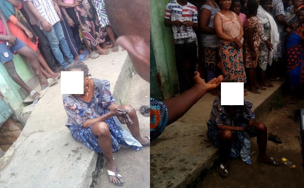 Video: Bird allegedly turns into an old woman at Oworonshoki, Lagos