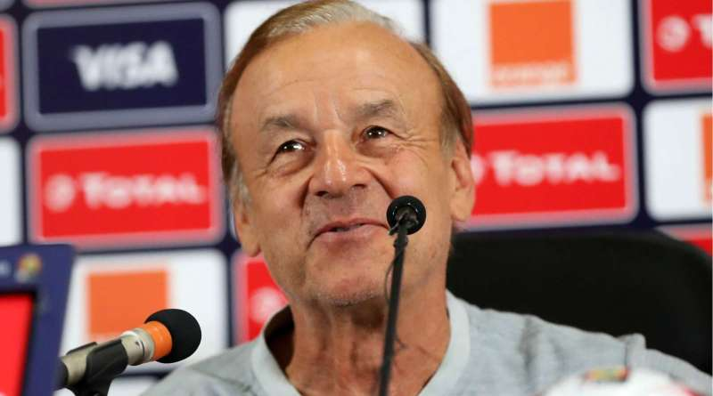 Super Eagles coach Rohr reveals why he snubbed NPFL stars for Benin and Lesotho