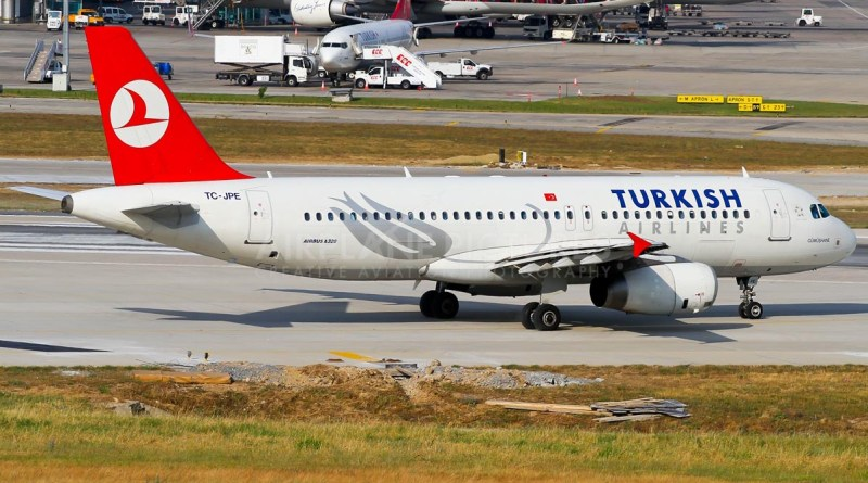 Nigeria suspends Turkish Airlines from its airports