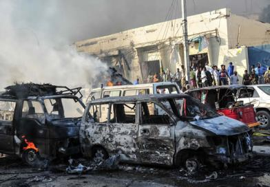 Breaking: 20 killed in Mogadishu car explosion