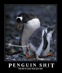 Penguin Shit