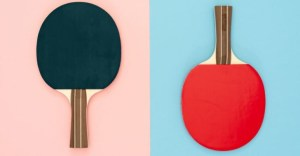 How to take care of a ping pong paddle?